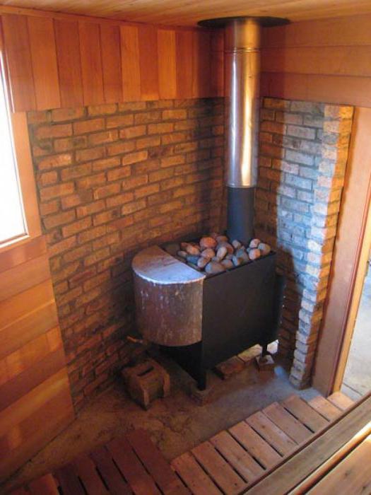 Печка для сауны своими руками 51