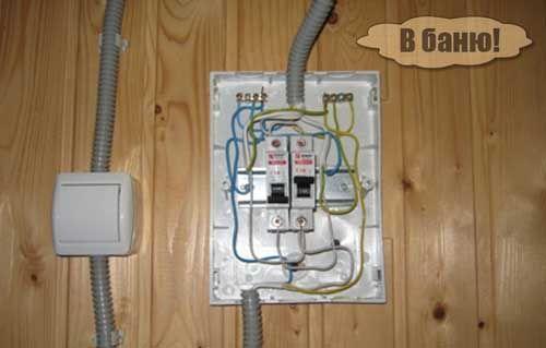 Как своими руками провести электрику